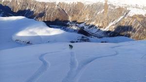 Sheli Mountain Ski Tour